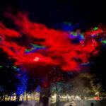 Borealis light show Adelaide Fringe