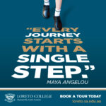 Loreto College school tours