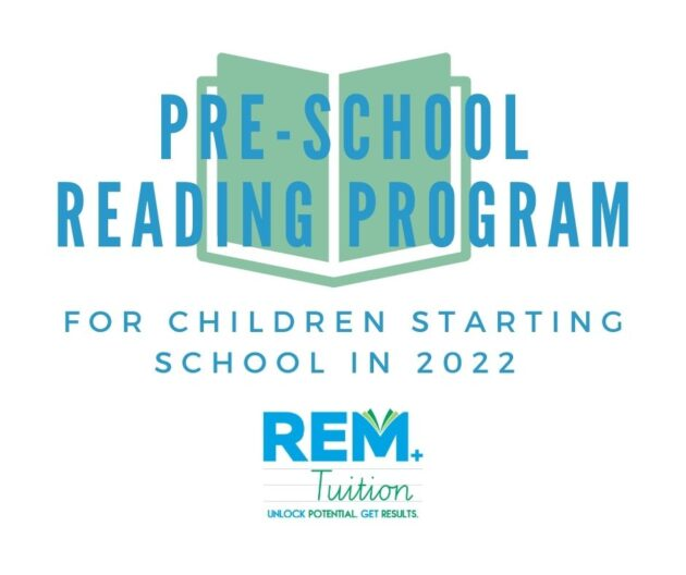 pre-school reading program