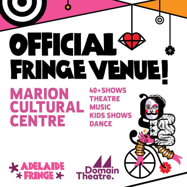 marion cultural centre fringe