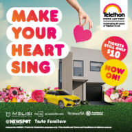 Telethon Home Lottery