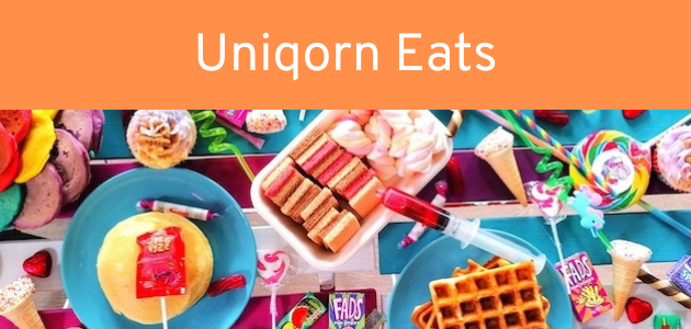 uniqorn eats