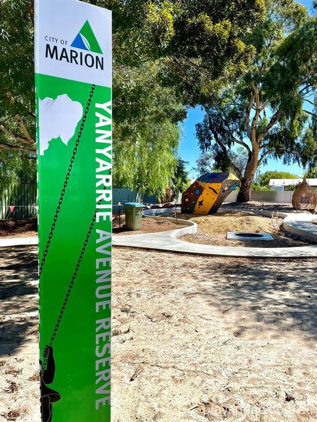 Yanyarrie Reserve - Edwardstown