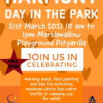 harmony day in the park