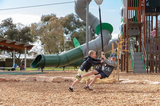 playground renewals city of charles sturt