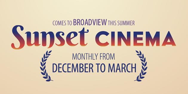 sunset cinema prospect