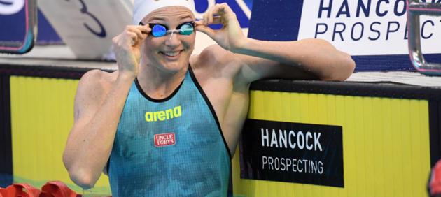 australia swimming trials