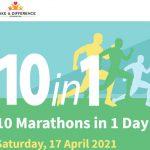 10 in 1 marathon