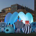 Illuminate Adelaide light festival