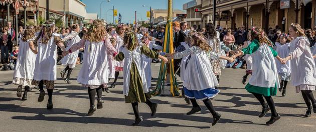 Kernewek Lowender Copper Coast Cornish Festival