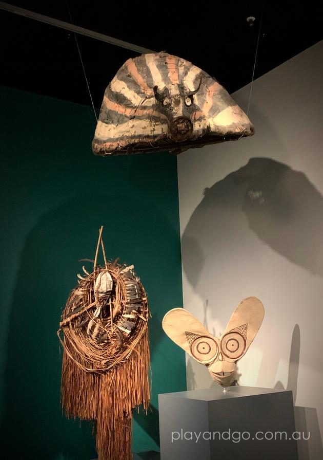 Wonders exhibition - SA museum