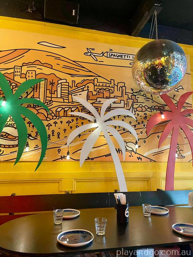 Spaghetti Island Adelaide