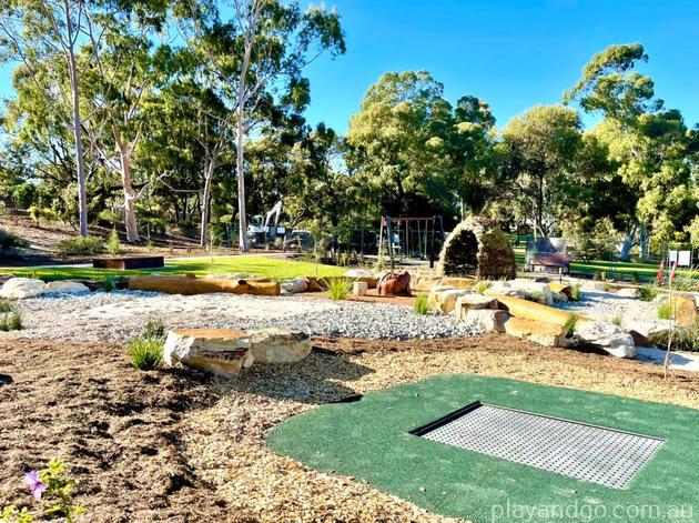 Wittunga Botanic Garden Nature Playspace