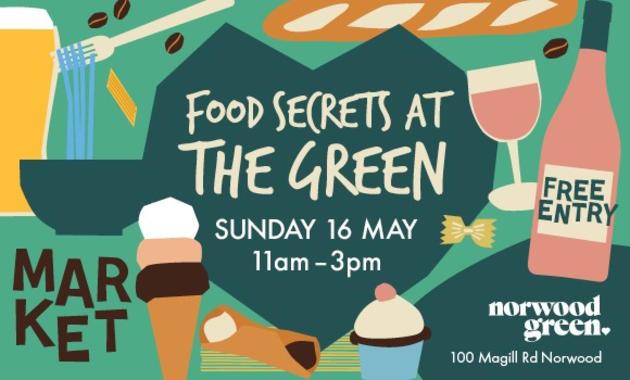 food secrets at the green