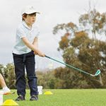 free kids golf day