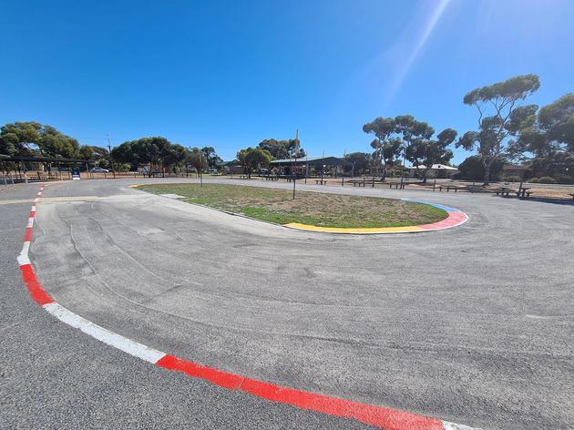 murrylands cycle speedway