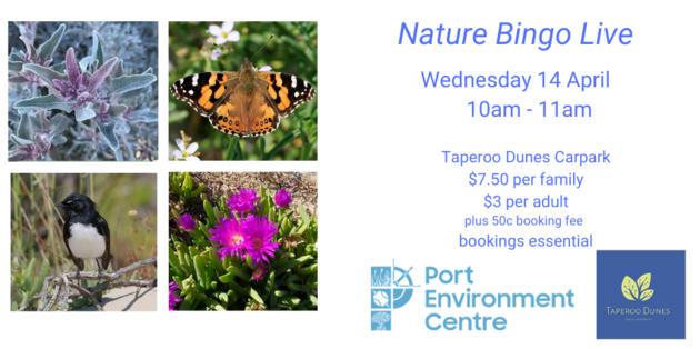 nature bingo live