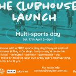 the clubhouse launch