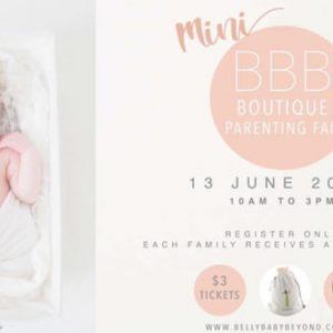 Mini BBB Boutique Baby Fair - Winter Edition