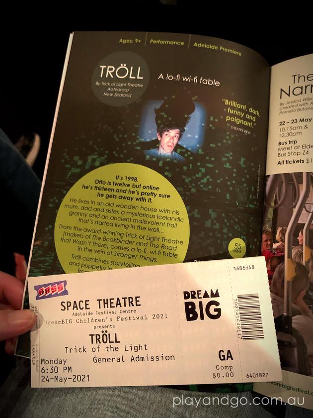 Troll DreamBig Festival