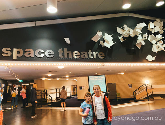 Troll at Space Theatre