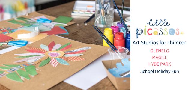 Little Picassos Art Classes
