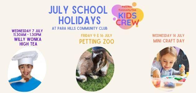 para hills community kids club