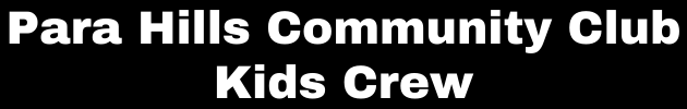 para hills community kids club crew