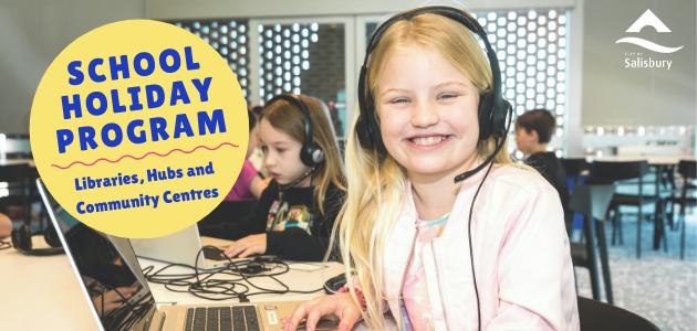 City of Salisbury school holiday programs