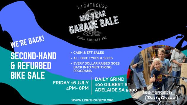 mid year garage sale