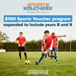 sports vouchers