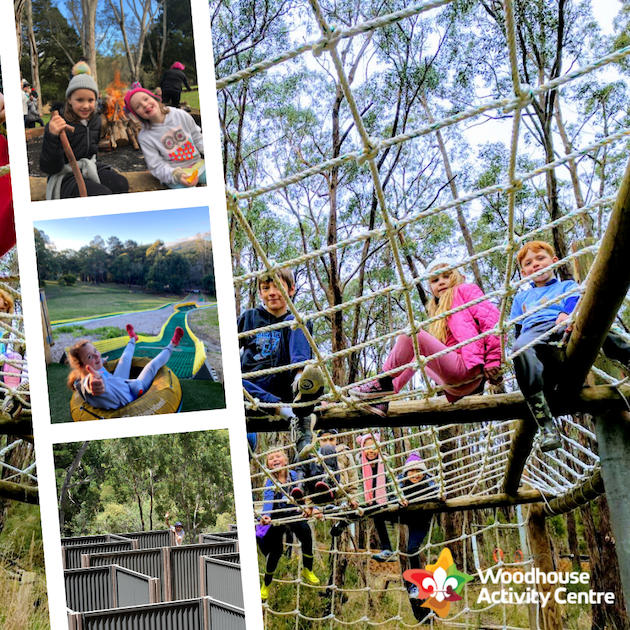 Win a camping pass Woodhouse Activity Centre