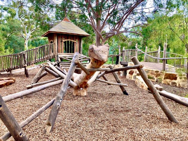 Bowman Park Nature Playspace
