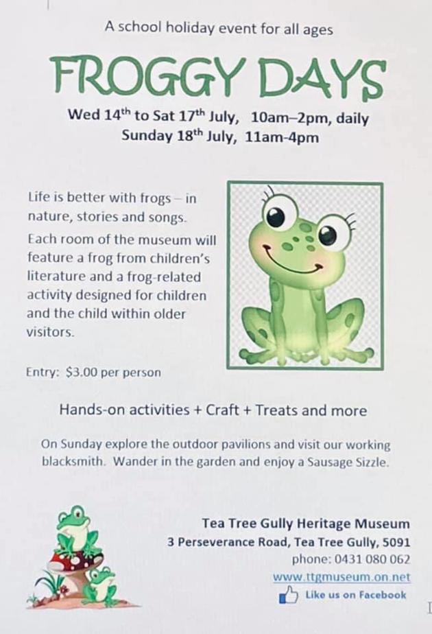 froggy days