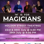 m is for magicians