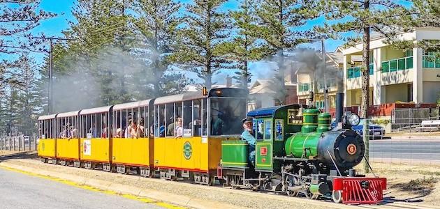 Semaphore Train