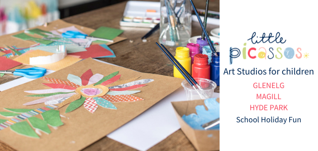 Art Studios for children little picassos