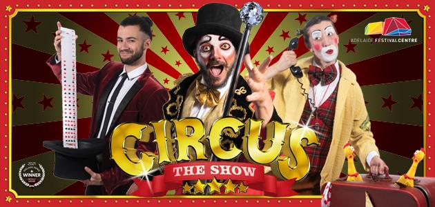 Circus Adelaide School Holidays
