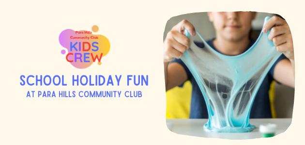 Para Hills Community Club School Holiday