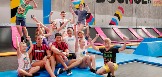 Bounce indoor play centre