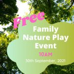 seaford community centre free family nature play event