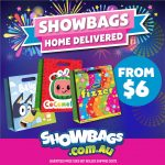 showbags home delivered