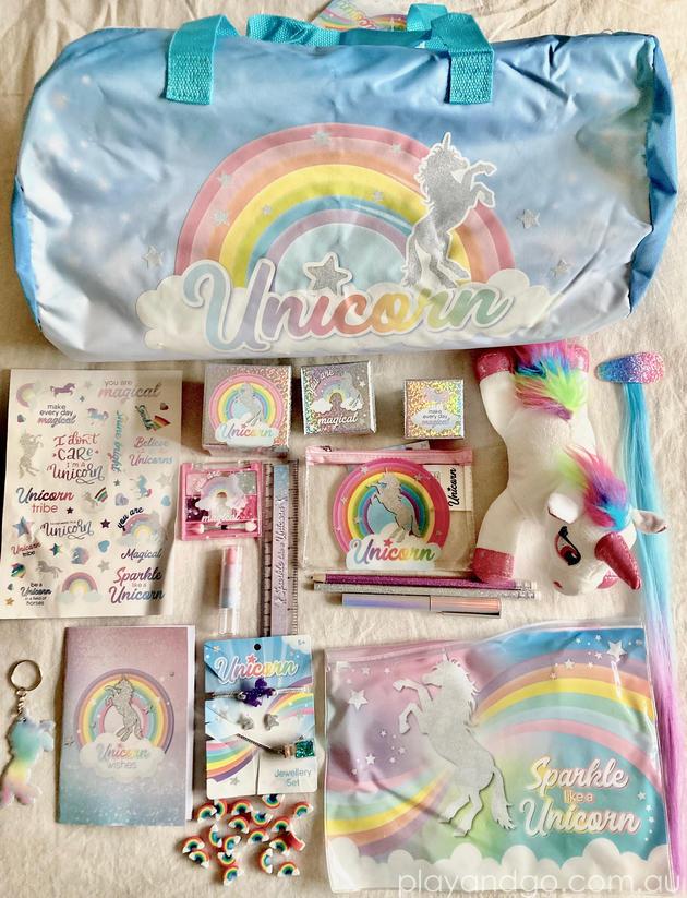 showbags.com.au unicorn showbag