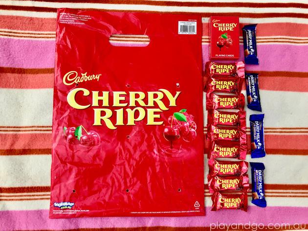 showbags.com.au cherry ripe showbag