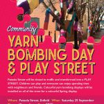 Yarn Bombing Day and Play Street