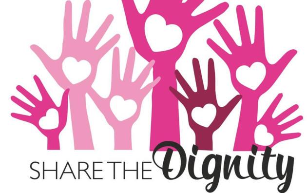 share the dignity logo - centennial park