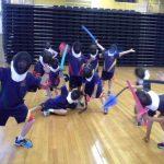 trott park fencing club