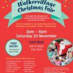 walkerville christmas fair