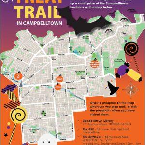 campbelltown halloween trail