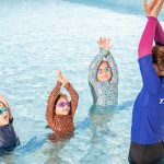holiday swim